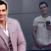 David Zepeda enciende las redes con video sensual