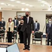 Arturo Sanmiguel asume cargo como presidente municipal de Nvo. Laredo