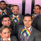 Mariachi arcoíris: banda LGBT busca acabar con la discriminación