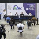 Ya hay transmisión local de nueva cepa; se investiga otro caso sospechoso en Tamaulipas