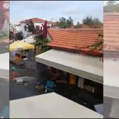 Sismo genera mini-tsunami y daños materiales en la isla de Samos, Grecia