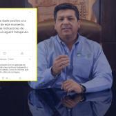 Confirma Gobernador de Tamaulipas que ha dado positivo a coronavirus