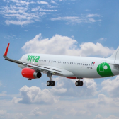 Abre VivaAerobus nueva ruta directa Harlingen, Tx- Monterrey