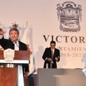 Xico pide licencia para dejar alcaldía de Ciudad Victoria, Cabildo decidirá mañana si se va o no