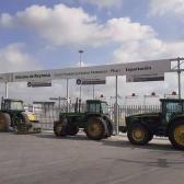 Continúa bloqueo de campesinos en el Puente Internacional Reynosa-Pharr; Amagan con trasladarse a Matamoros