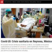 Crisis Sanitaria en Reynosa: CNN Español
