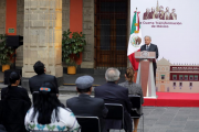 """""""Avanzamos y resistimos"""", AMLO presenta Segundo Informe de Gobierno"""