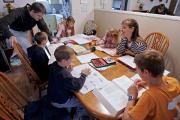 Con el aprendizaje virtual, crece el interés por educación en casa