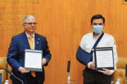 IMSS y OPS firman convenio de colaboración para la compra de medicamentos e insumos