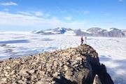 Última plataforma intacta de hielo en Canadá ¡se rompe!