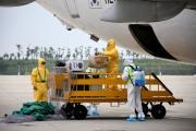 Llega primer vuelo a Wuhan desde el inicio de la pandemia