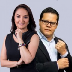 Sofía García y Alejandro Sánchez