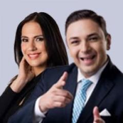 Brenda Peña y Manuel Zamacona