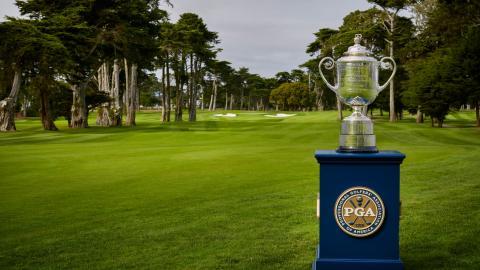 PGA Championship R1: A. Ancer termina en el lugar 33