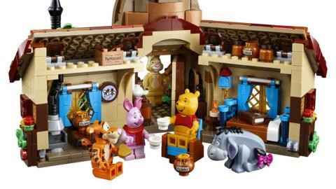 LEGO lanzará un set de Winnie Pooh, ¿para adultos?