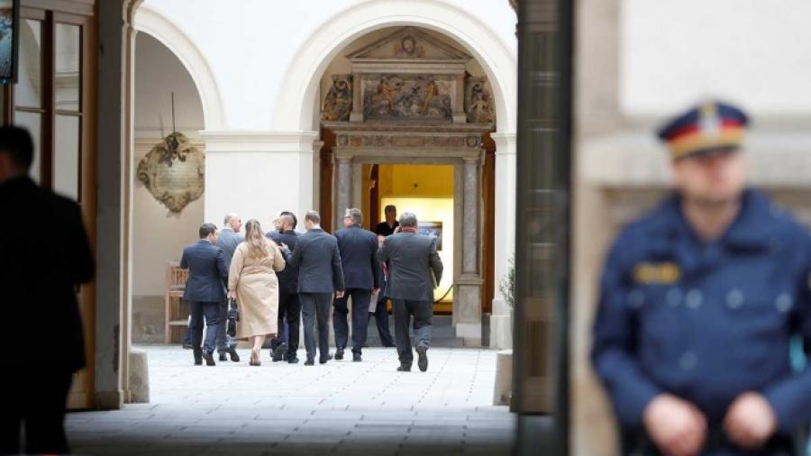 EU y Rusia inician conversaciones nucleares sobre tratado bilateral New STAR