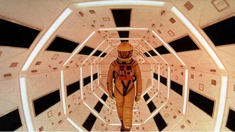 """Subastarán traje de la película """"2001: Odisea del espacio""""."""