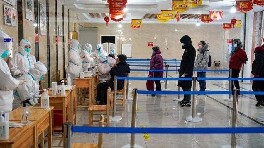 El equipo de la OMS ya se encuentra en Wuhan para investigar el origen de la pandemia