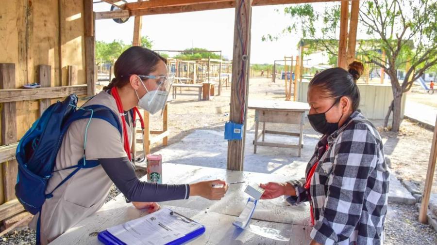 DIF Reynosa atendió petición de comunidad religiosa