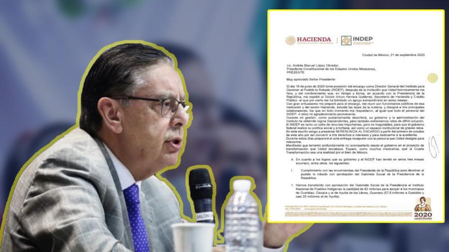 Denuncia Jaime Cárdenas irregularidades en el Indep