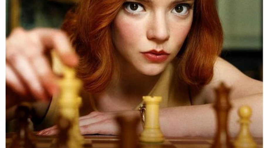 Crecen las ventas de tableros de ajedrez gracias a 'The Queen's Gambit'