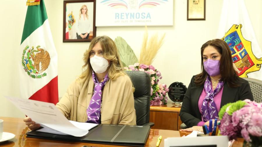 Participa Alcaldesa en Ceremonia del Día Internacional de la Mujer, Tec-IMMujer
