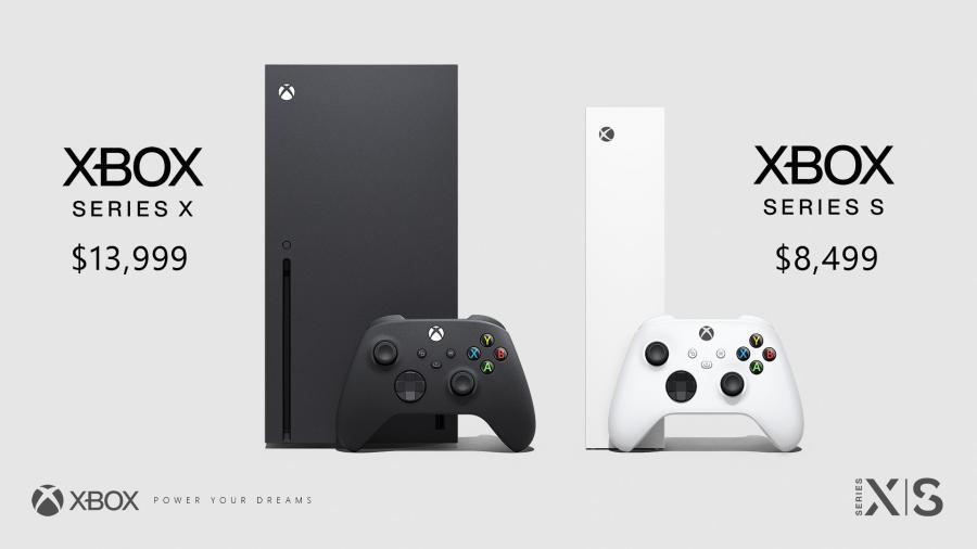 Anuncian precios de Xbox Series X y Xbox Series S en México