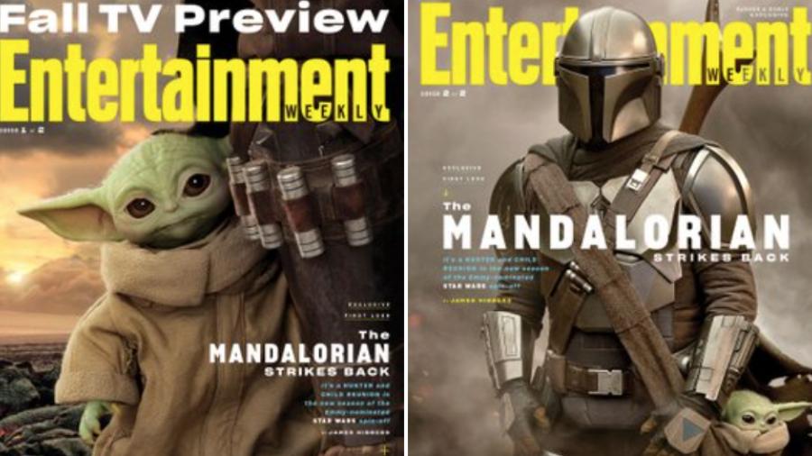 "Revelan primeras imágenes de ""The Mandalorian 2"""