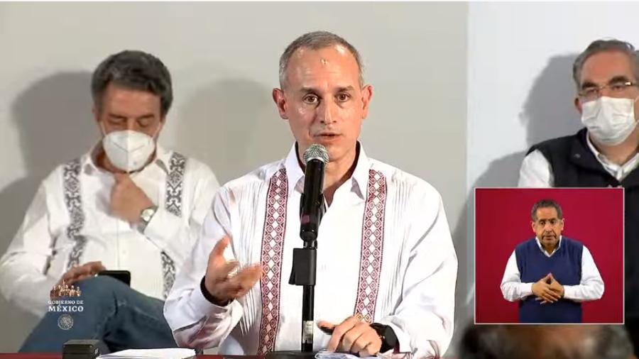 López-Gatell descarta su renuncia y expresa su respeto a los gobernadores que lo piden
