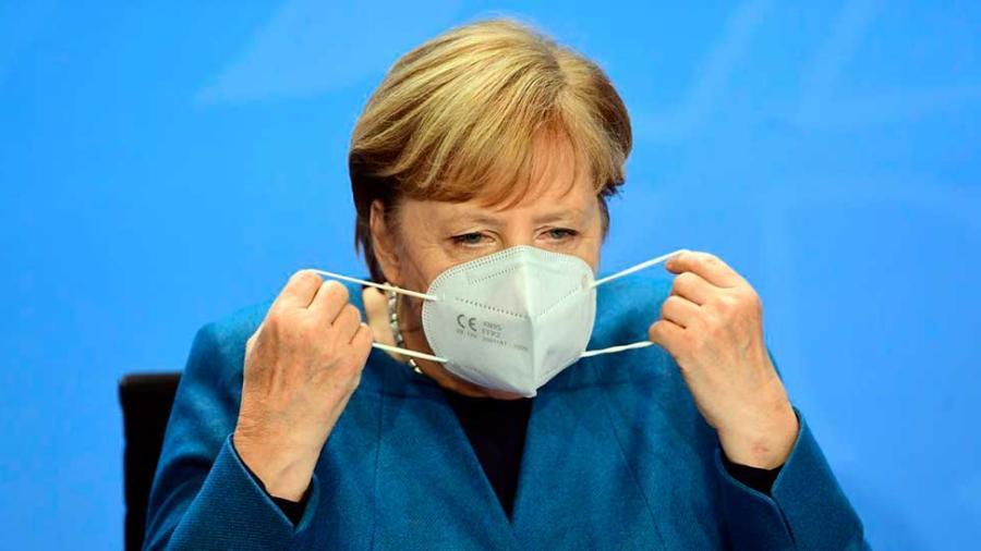 Alemania cierra por un mes entero debido a la pandemia