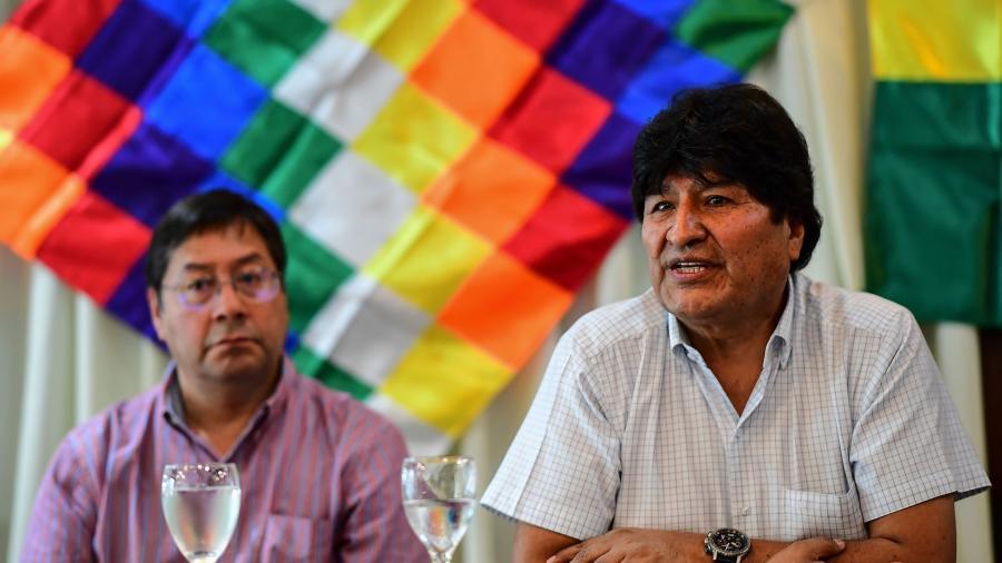 Candidato de Evo Morales encabeza encuestas a presidencia en Bolivia