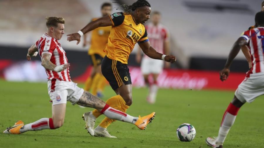 Los Wolves se marchan de la Copa de Liga