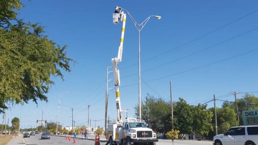 Mantiene Gobierno de Matamoros prestación de servicios públicos al 100 por ciento