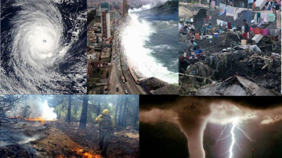 Aumentan 500% desastres naturales en los últimos 50 años