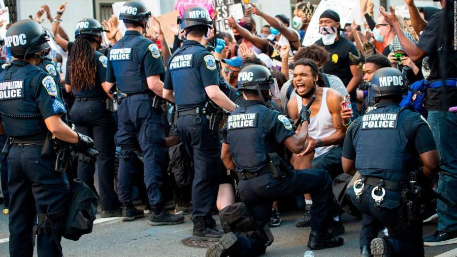 Avanza reforma policial en Estados Unidos