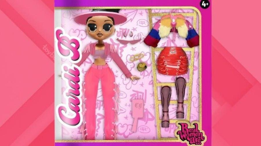 Cardi B tendrá su propia muñeca edición limitada