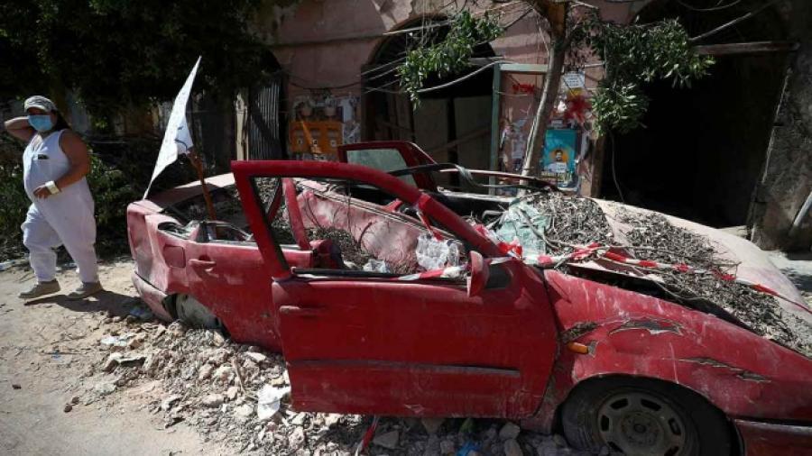 Esta es la primera renuncia en gobierno de Líbano tras explosión