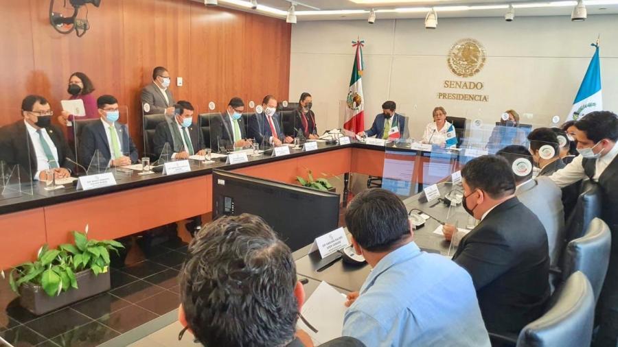 Diputados guatemaltecos piden al Senado reparación de daño por caso Camargo y repatriación de cuerpos