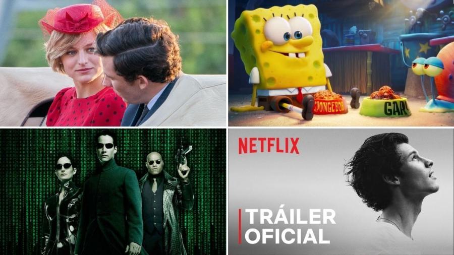 Estos son los estrenos de Netflix para noviembre