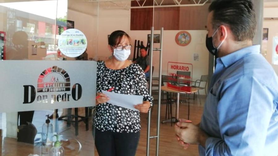 Lanza Gobierno de Victoria, nueva campaña de concientización por COVID-19 para sector empresarial