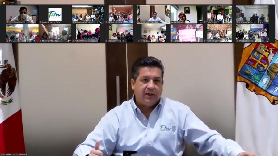 Tamaulipas otorga créditos a pequeños negocios