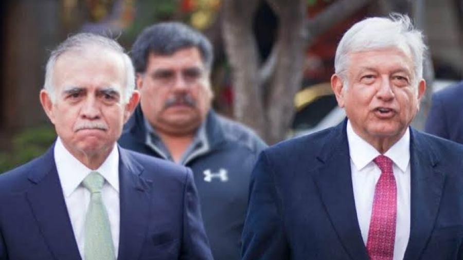 Alfonso Romo dejará la Coordinación de la Oficina de la Presidencia