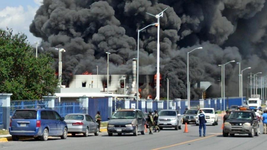 Chrome Industries podría irse de Reynosa por incendio