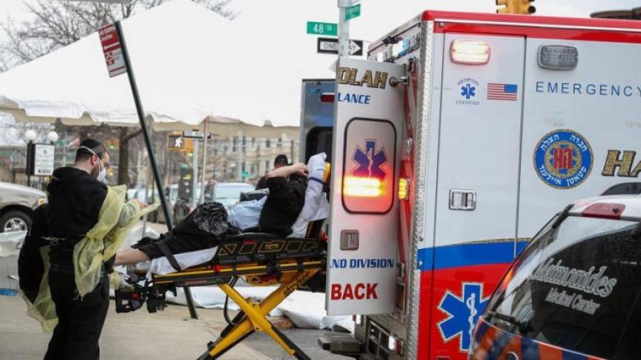 Estados Unidos supera los 3 millones de casos de COVID-19