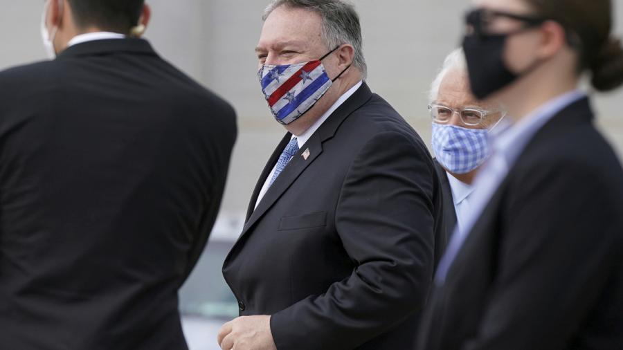 Mike Pompeo cancela visita a Europa por problemas en el Capitolio