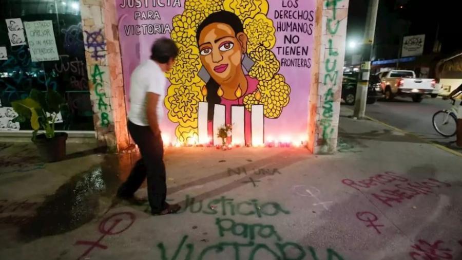 Demandará familia de Victoria Esperanza  al gobierno de México tras su asesinato