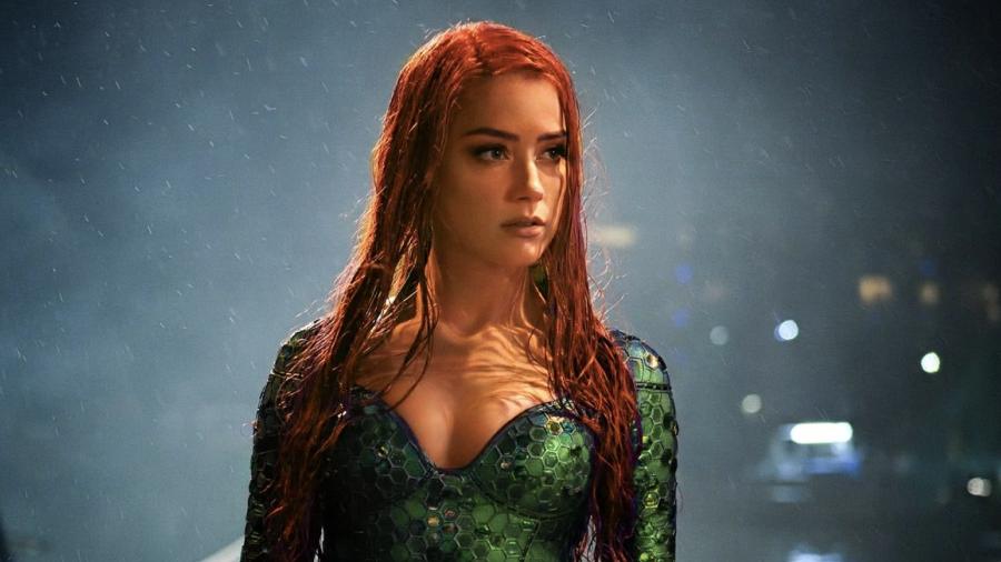 ¡Que siempre no! Amber Heard seguirá siendo Mera en Aquaman 2