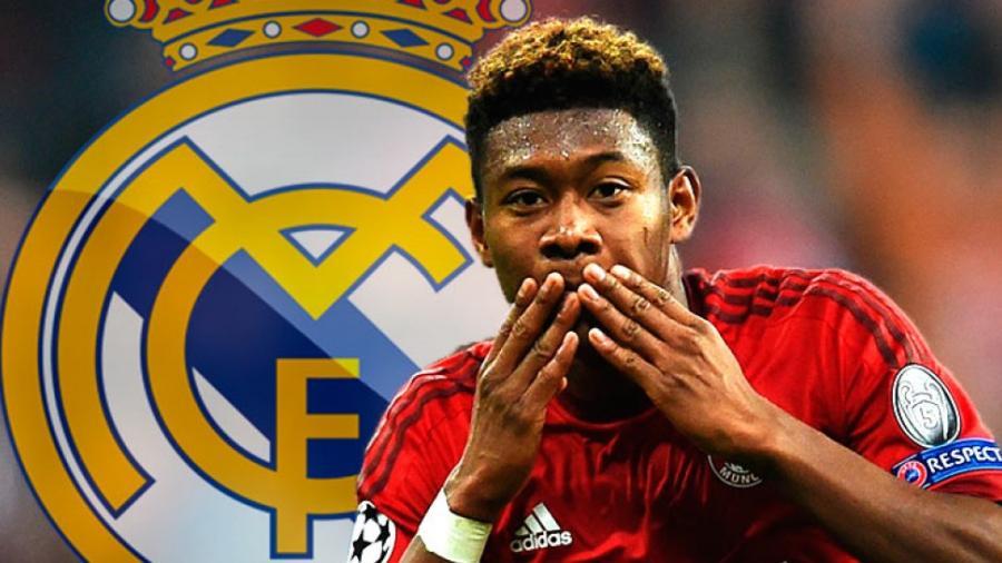 Alaba podría llegar gratis al Real Madrid en verano