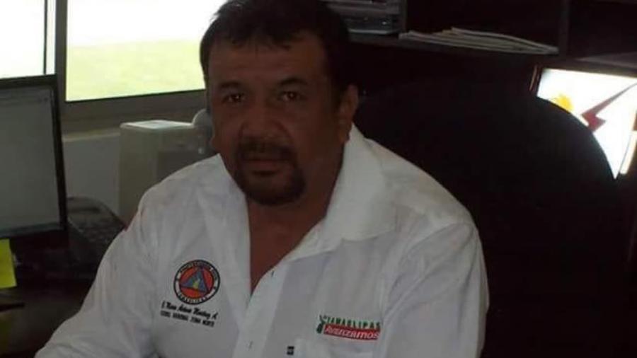 Fallece ex coordinador de Protección Civil de Reynosa, Marco Antonio Martínez Alvarado