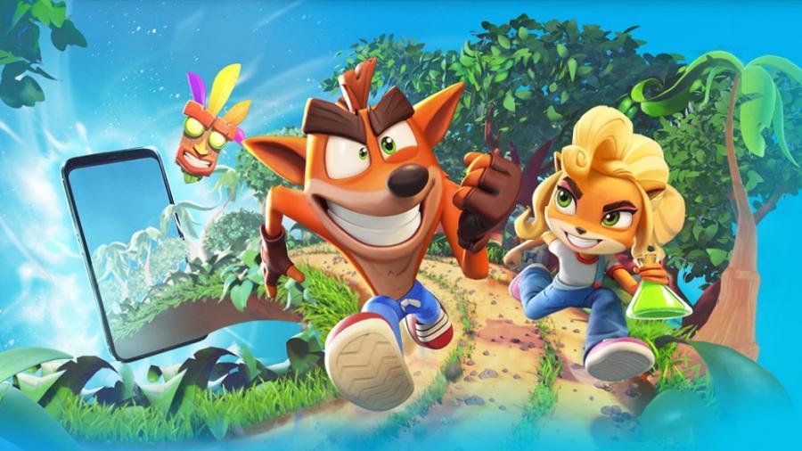 En su primera semana, 'Crash Bandicoot: On The Run!' recauda 13 mdp